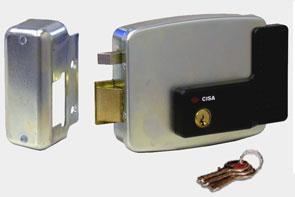 Cisa_11921_4_b cisa electric gate lock cisa electric lock wiring diagram at n-0.co